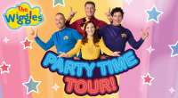 Wiggles show FLOOR tickets 3 for $150