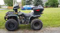 Yamaha 350 Big Bear