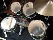 Yamaha Stage Custom Birch 5pc