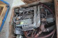 66 HP Yanmar Marine Diesel engine. Runs well. Low hours. ...