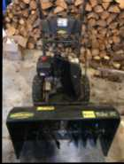 Yardworks 10.5 HP Snowblower