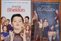Young Sheldon dvd